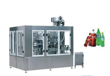 China 500ml Machine van de Drinkwaterverpakking 3 in 1 het Vullen Machine 0.2MPa - 0,25 MPa fabriek